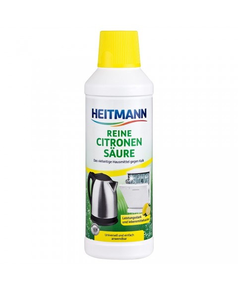 HEITMANN citrinos rūgštis 500 ml