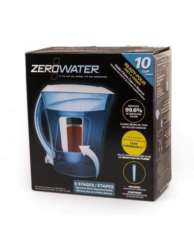 ZEROWATER 10 STIKLINIŲ / 2.3L FILTRAS