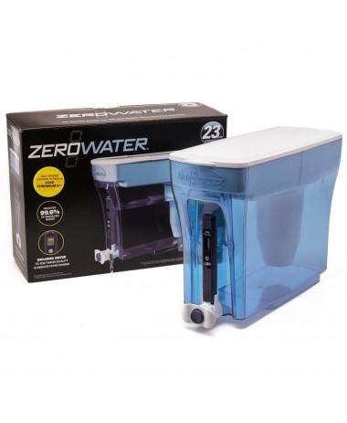 ZEROWATER 23 STIKLINIŲ / 5.4L DOZATORIUS